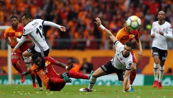 Galatasaray-Beşiktaş-Pepe - Sputnik Türkiye