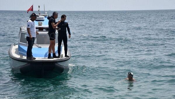 Antalya, boğulma ihbarı - Sputnik Türkiye