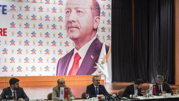 AK Parti İstanbul İl Başkanı Bayram Şenocak - Sputnik Türkiye