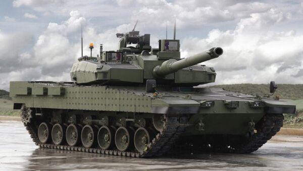 Altay Tankı - Sputnik Türkiye