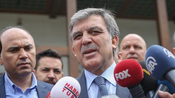 11. Cumhurbaşkanı Abdullah Gül - Sputnik Türkiye