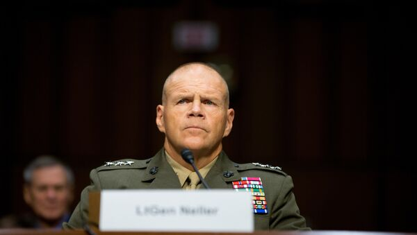 Lt. Gen. Robert Neller. - Sputnik Türkiye