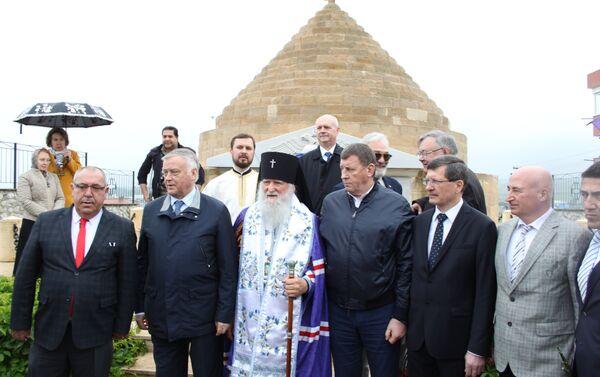 Gelibolu Rus anıtında 10. yıl töreni düzenlendi - Sputnik Türkiye