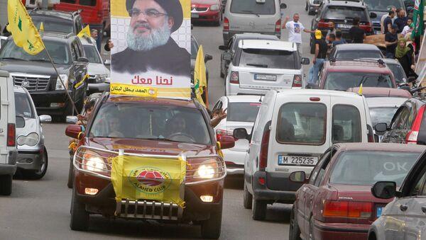 Lübnan'da seçim - Sputnik Türkiye