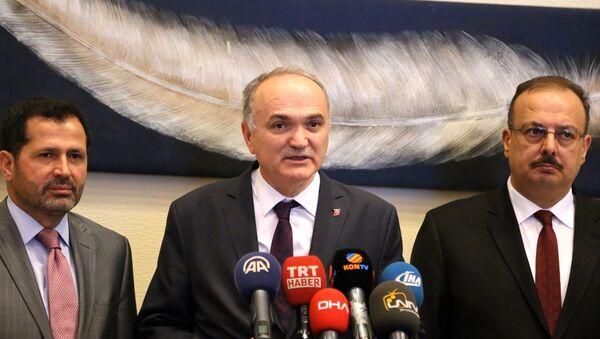 Faruk Özlü - Sputnik Türkiye