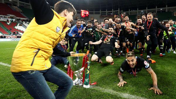 Akhisarspor-Türkiye Kupası - Sputnik Türkiye