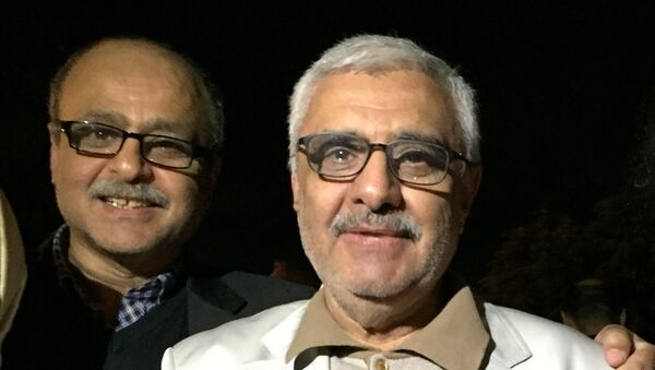 Zaman gazetesinin eski yazarları Ali Bulaç ile Mehmet Özdemir tahliye edildi - Sputnik Türkiye