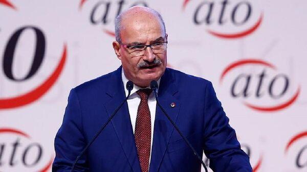 Ankara Ticaret Odası (ATO) Başkanı Gürsel Baran - Sputnik Türkiye