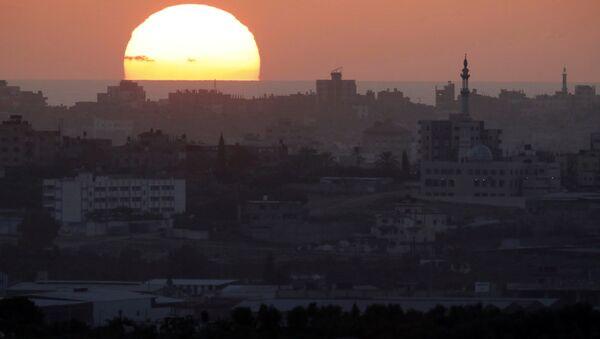 Gazze - Sputnik Türkiye