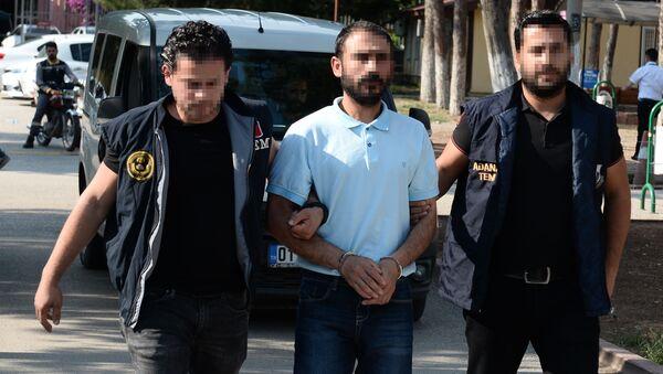 'IŞİD'in füzecisi'  Muhammet El Muhammet Ali - Sputnik Türkiye