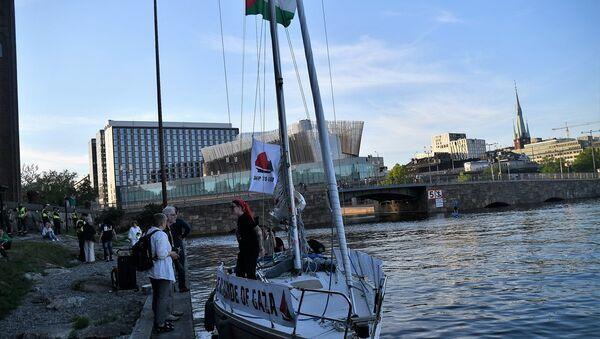 İsveçli ve Norveçli aktivistler, balıkçı tekneleriyle Gazze'ye gidiyor - Sputnik Türkiye