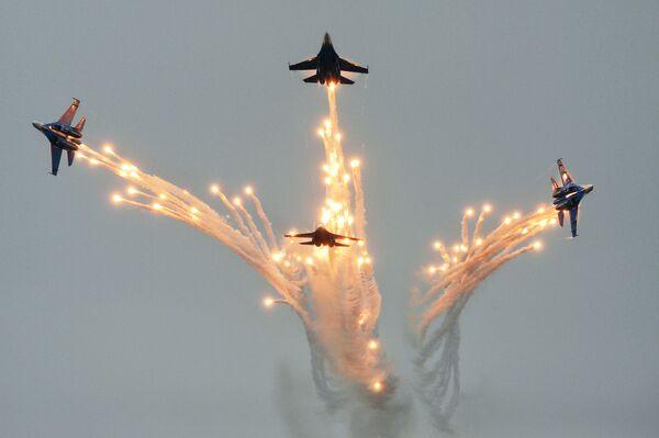 Rusya'nın en iyi avcı uçakları - Sputnik Türkiye