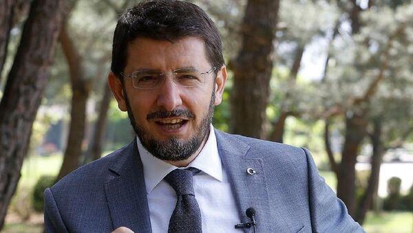 Borsa İstanbul Yönetim Kurulu Başkanı ve Türkiye Varlık Fonu (TVF) Başkan Vekili Himmet Karadağ - Sputnik Türkiye