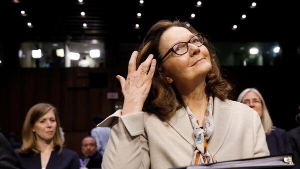 CIA Direktörü Gina Haspel - Sputnik Türkiye
