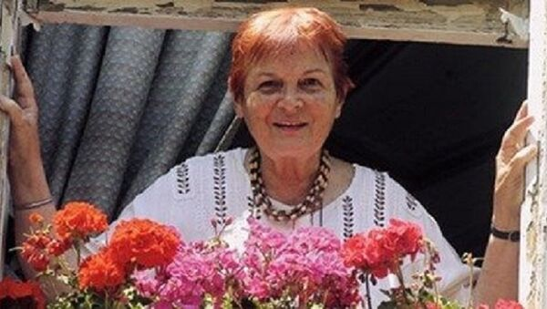 Türkan Saylan - Sputnik Türkiye