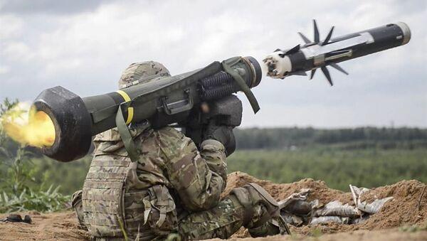 FGM-148 Javelin - Sputnik Türkiye
