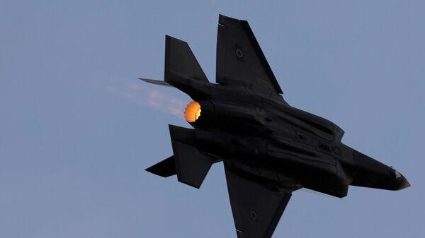 İsrail savaş uçağı - Sputnik Türkiye