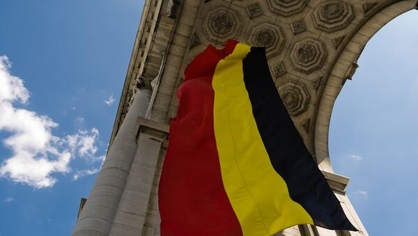 Flag of Belgium - Sputnik Türkiye