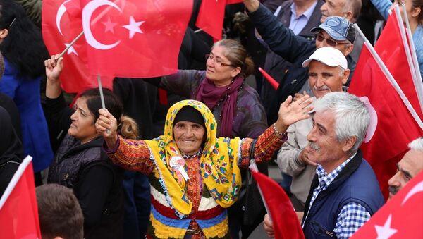 CHP, seçmen, muharrem ince mitingi - Sputnik Türkiye