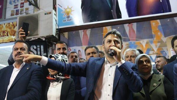 TBMM Başkanvekili Ahmet Aydın - Sputnik Türkiye