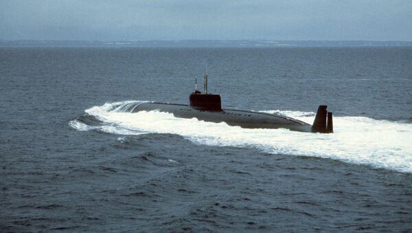 K-162 nükleer denizaltı - Sputnik Türkiye