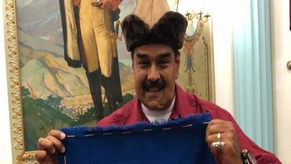 Venezüella Devlet Başkanı Nicolas Maduro- Diriliş Ertuğrul - Sputnik Türkiye