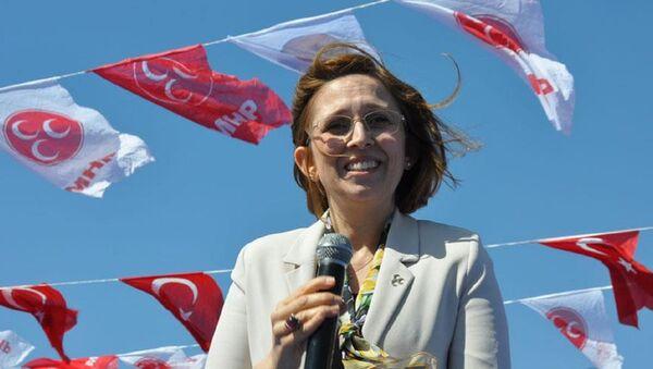 Deniz Depboylu - Sputnik Türkiye