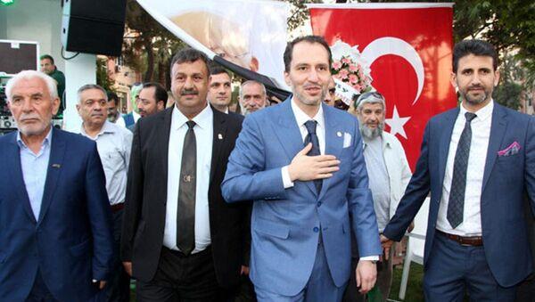 Fatih Erbakan - Sputnik Türkiye