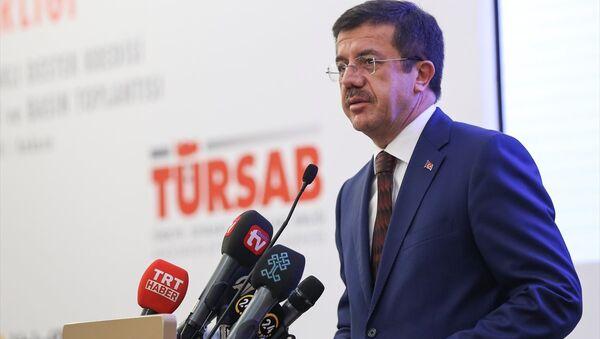 Nihat Zeybekci - Sputnik Türkiye