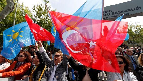İYİ Parti, seçim, seçmen - Sputnik Türkiye