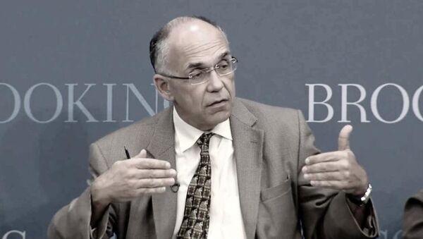 Eski CIA uzmanı Henri J. Barkey - Sputnik Türkiye