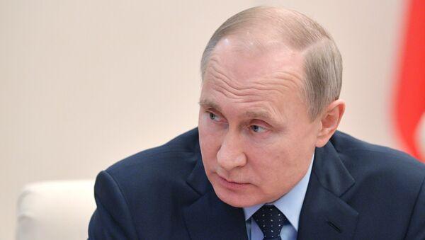 Russian President Vladimir Putin - Sputnik Türkiye