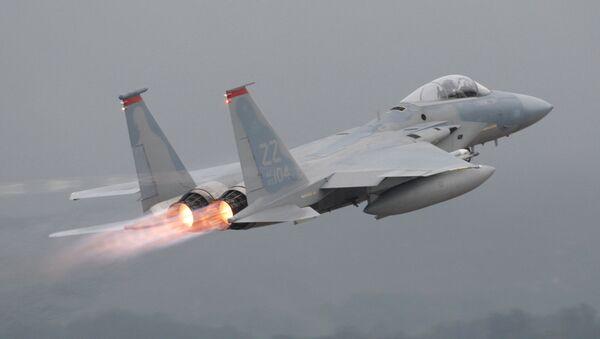 F-15 - Sputnik Türkiye