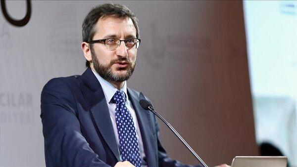 Sabah'ın yazarı Fahrettin Altun - Sputnik Türkiye
