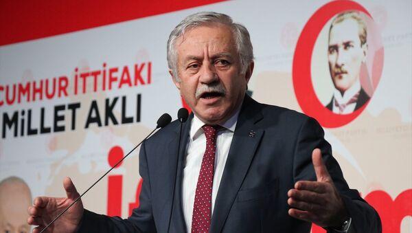 Milliyetçi Hareketçi Partisi Genel Başkan Yardımcısı Celal Adan - Sputnik Türkiye