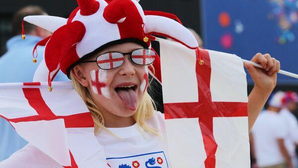 Football. UEFA Euro 2016. Russia vs. England - Sputnik Türkiye