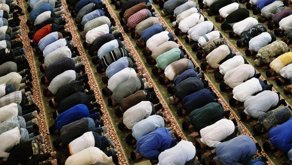 Rusya- Müslüman- Ramazan - Sputnik Türkiye