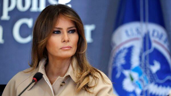 First Lady Melania Trump - Sputnik Türkiye