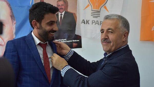 Saadet Partisi'nden AK Parti'ye katılım - Sputnik Türkiye