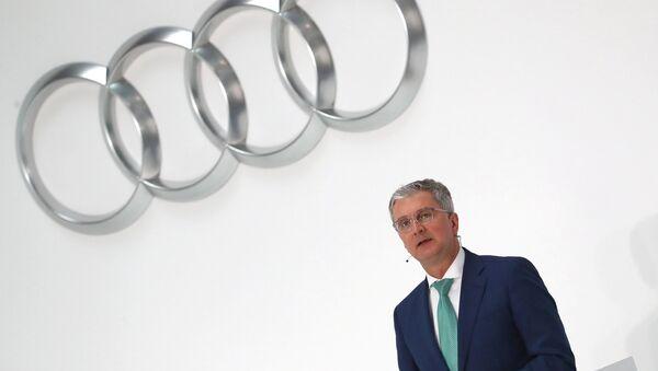 Audi CEO Rupert Stadler - Sputnik Türkiye