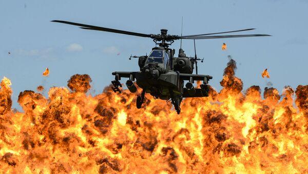 Dünyanın en korkunç saldırı helikopterleri - Sputnik Türkiye