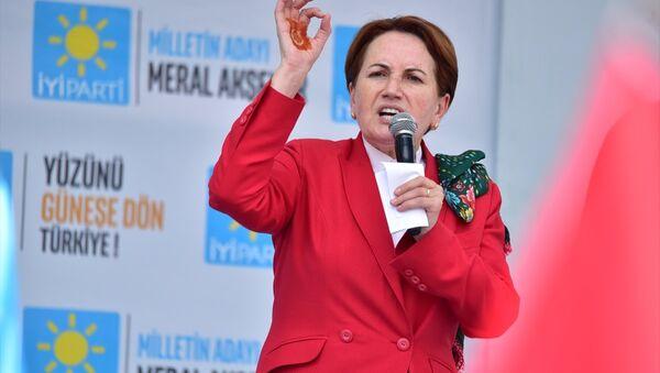 Meral Akşener - Sputnik Türkiye