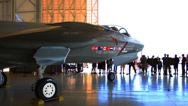 F-35 - Sputnik Türkiye
