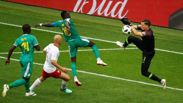 Dünya Kupası'nda Senegal, Polonya'yı 2-1 mağlup etti - Sputnik Türkiye