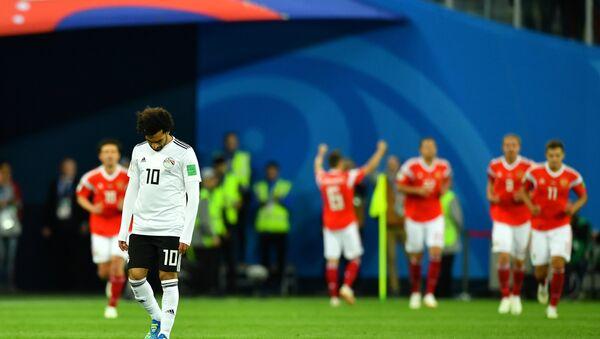 Rusya, Mısır Dünya Kupası maçı - Sputnik Türkiye