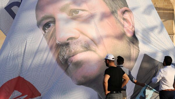 Recep Tayyip Erdoğan, AK Parti, 24 Haziran - Sputnik Türkiye