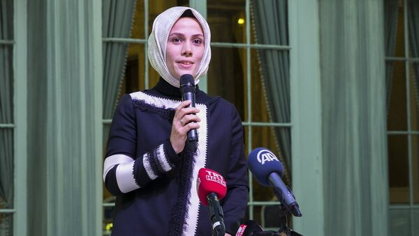 Esra Albayrak - Sputnik Türkiye