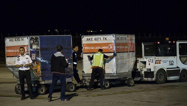 Yurt dışında kullanılan oylar Türkiye'ye getirildi - 24 Haziran - Sputnik Türkiye
