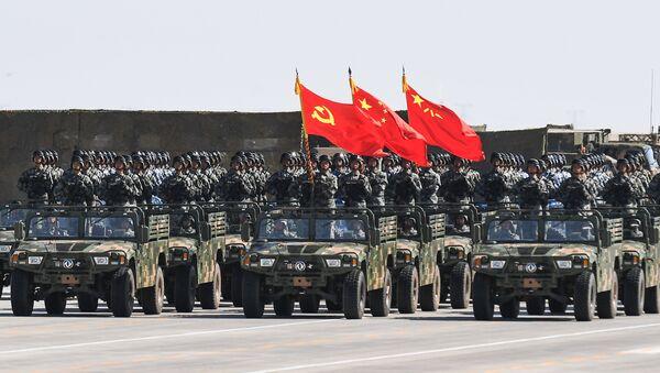 Çin Halk Kurtuluş Ordusu - Sputnik Türkiye