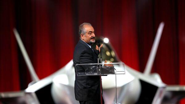 Türkiye ilk F-35 uçağını teslim aldı - Sputnik Türkiye